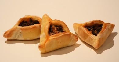 Teigtaschen mit Hackfleischfüllung – Libanesische Teigtäschli