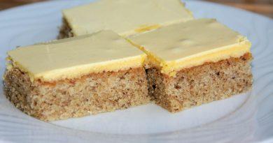 Gelbe Schnitte - Kuchen