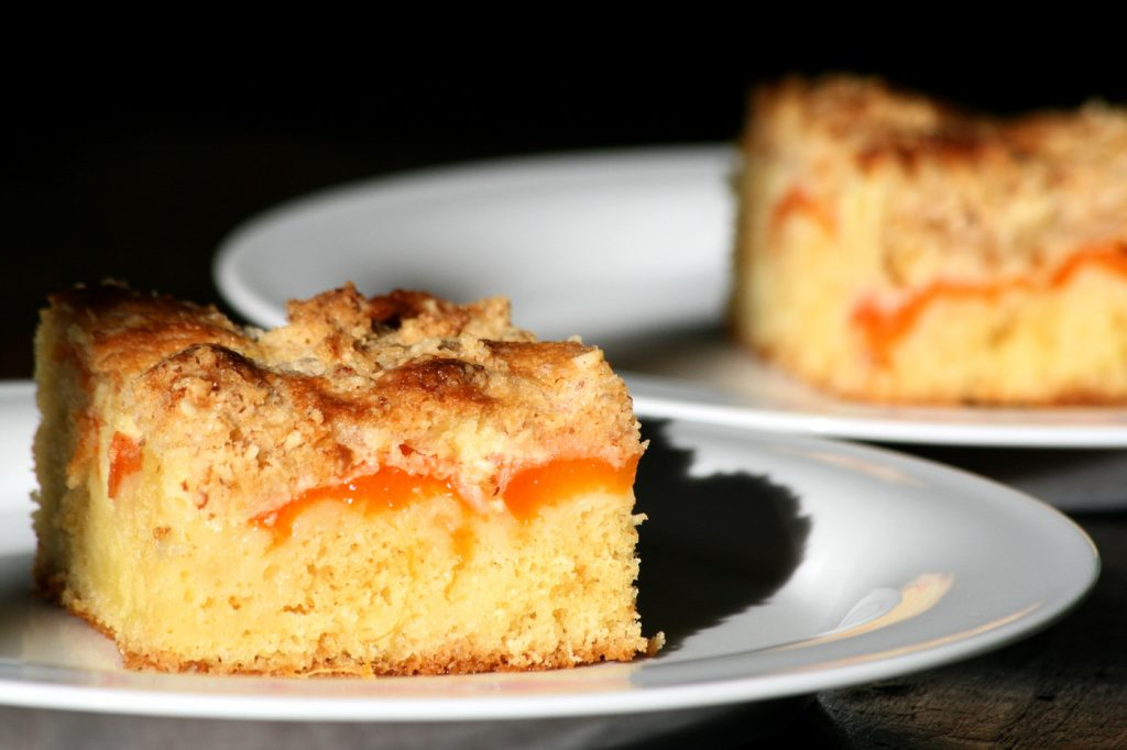 aprikosenkuchen mit quark backen und kochen
