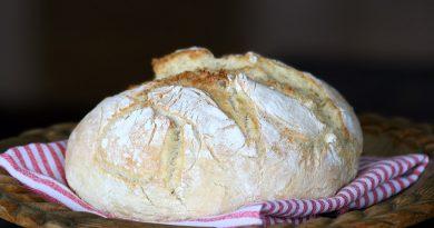 Sonnenbrot – unkompliziertes Weissbrot aus Weizenmehl