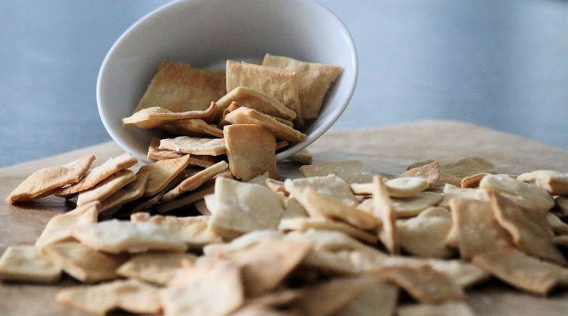 Cracker mit Lievito Madre