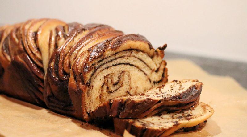 Schokoladen Babka