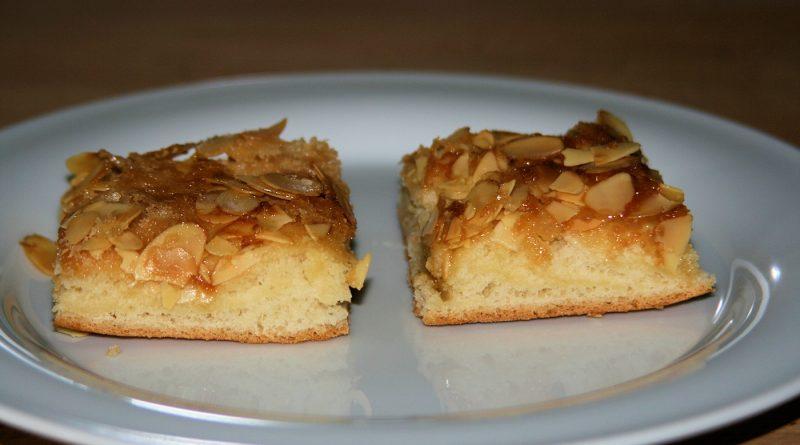 Butterkuchen mit Lievito Madre ohne Hefe