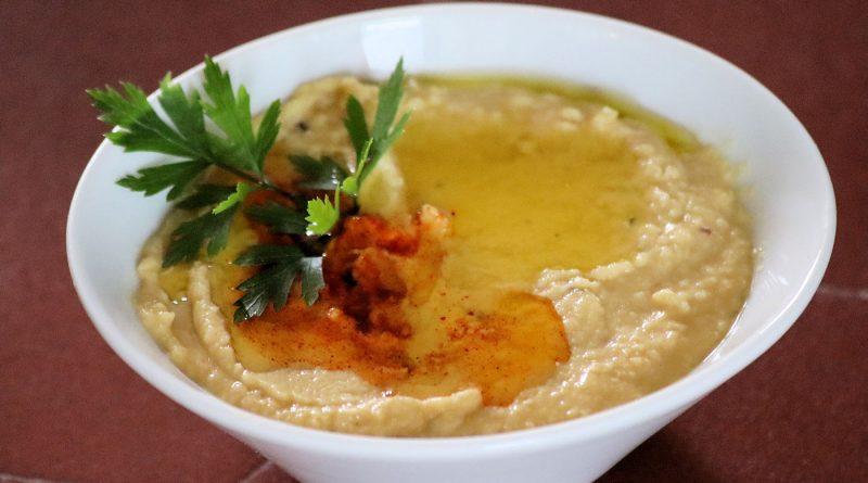 Hummus selber gemacht